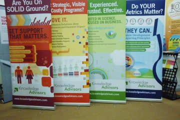 Banner stand Singapore