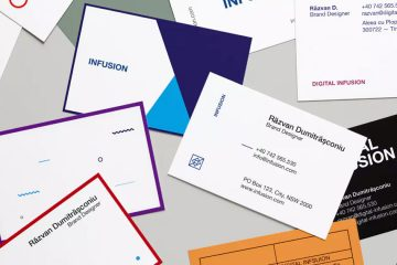 The Basics of Business Card Design to Make It Look Professional